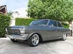 1964 CHEVROLET NOVA CUSTOM 2 DOOR HARDTOP - Front 3/4 - 113447