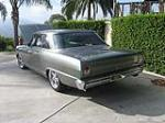 1964 CHEVROLET NOVA CUSTOM 2 DOOR HARDTOP - Rear 3/4 - 113447