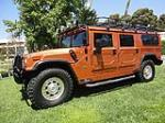 2002 HUMMER H1 SUV - Side Profile - 113459