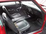 1967 CHEVROLET CAMARO 2 DOOR COUPE - Interior - 113472