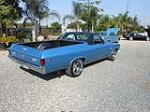 1969 CHEVROLET EL CAMINO SS PICKUP - Rear 3/4 - 113553