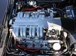 1990 CHEVROLET CORVETTE 2 DOOR COUPE - Engine - 113614