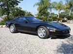 1990 CHEVROLET CORVETTE 2 DOOR COUPE - Front 3/4 - 113614