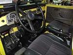 1977 TOYOTA LAND CRUISER FJ-40 CUSTOM SUV - Interior - 113823