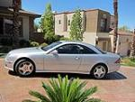2002 MERCEDES-BENZ CL600 COUPE - Side Profile - 114593
