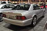 2002 MERCEDES-BENZ SL500 SILVER ARROW ROADSTER - Rear 3/4 - 114595