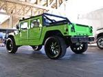 1994 HUMMER H1 CUSTOM SUV - Rear 3/4 - 114814