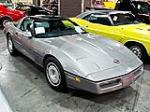1986 CHEVROLET CORVETTE COUPE - Front 3/4 - 115173