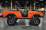 1974 FORD BRONCO SUV - Side Profile - 115174
