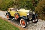 1931 FORD MODEL A ROADSTER - Front 3/4 - 115893