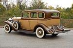 1932 LASALLE 4 DOOR SEDAN - Rear 3/4 - 115895