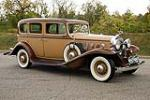 1932 LASALLE 4 DOOR SEDAN - Side Profile - 115895