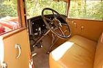 1929 LASALLE CONVERTIBLE COUPE - Interior - 115909