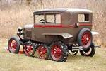 1929 FORD MODEL A SNOW BIRD - Rear 3/4 - 115910