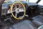 1970 PONTIAC GTO JUDGE CONVERTIBLE - Interior - 115911