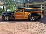 1947 MERCURY CUSTOM WOODY WAGON - Side Profile - 115914