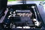 1962 CHEVROLET CORVETTE CUSTOM CONVERTIBLE - Engine - 115933