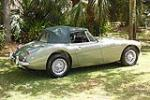 1967 AUSTIN-HEALEY 3000 MARK III BJ8 CONVERTIBLE - Rear 3/4 - 115951