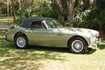 1967 AUSTIN-HEALEY 3000 MARK III BJ8 CONVERTIBLE - Side Profile - 115951