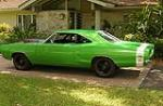 1969 DODGE SUPER BEE 2 DOOR HARDTOP - Side Profile - 115953