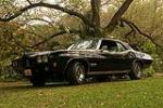 1970 PONTIAC GTO CONVERTIBLE - Side Profile - 115954