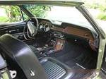 1968 SHELBY GT500 CONVERTIBLE - Interior - 115959