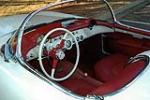 1954 CHEVROLET CORVETTE CONVERTIBLE - Interior - 116012