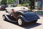 1934 FORD CUSTOM ROADSTER - Rear 3/4 - 116029