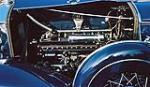 1931 PIERCE-ARROW MODEL 41 LEBARON SPORT SEDAN - Engine - 116044