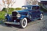 1931 PIERCE-ARROW MODEL 41 LEBARON SPORT SEDAN - Front 3/4 - 116044