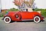 1933 PACKARD 1001 COUPE ROADSTER - Side Profile - 116046