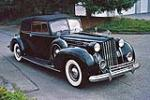 1939 PACKARD 1707 CONVERTIBLE VICTORIA - Front 3/4 - 116047