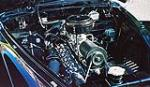 1941 LINCOLN CONTINENTAL 2 DOOR COUPE - Engine - 116049