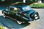 1941 LINCOLN CONTINENTAL 2 DOOR COUPE - Rear 3/4 - 116049