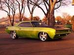 1970 PLYMOUTH CUDA CUSTOM PRO-TOURING - Front 3/4 - 116061