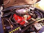 1959 CHEVROLET IMPALA CONVERTIBLE - Engine - 116062