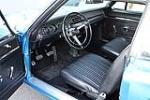 1968 DODGE SUPER BEE 2 DOOR SEDAN - Interior - 116066