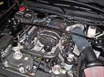 2007 FORD SHELBY GT500 40TH ANNIVERSARY CONVERTIBLE - Engine - 116088