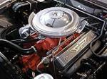 1957 FORD THUNDERBIRD CONVERTIBLE - Engine - 116091