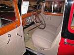 1934 PACKARD EIGHT SERIES II 4 DOOR SEDAN - Interior - 116092