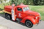 1941 FORD 1 1/2 TON TANKER TRUCK - Front 3/4 - 116111