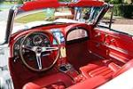 1966 CHEVROLET CORVETTE CONVERTIBLE - Interior - 116128