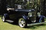 1932 FORD CUSTOM CABRIOLET - Front 3/4 - 116144