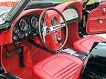 1967 CHEVROLET CORVETTE CONVERTIBLE - Interior - 116155