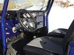 1980 JEEP CJ-7 CUSTOM SUV - Interior - 116168