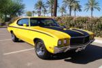 1970 BUICK GSX 2 DOOR - Side Profile - 116176