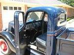 1935 FORD CUSTOM PICKUP - Interior - 116180