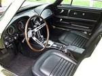 1967 CHEVROLET CORVETTE COUPE - Interior - 116185