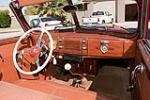 1939 FORD DELUXE CUSTOM CONVERTIBLE W/RUMBLESEAT - Interior - 116189