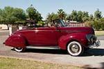 1939 FORD DELUXE CUSTOM CONVERTIBLE W/RUMBLESEAT - Side Profile - 116189